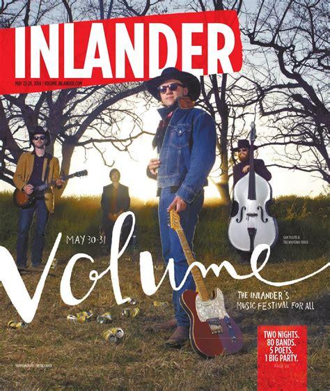Inlander 05/22/2014 by The Inlander Issuu