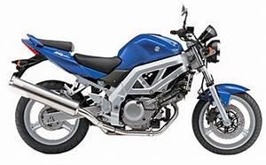 Suzuki Sv650  Sv650s Motorcycle Workshop Service Repair Manual 2003