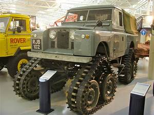 File 1958 Land Rover Series Ii Cuthbertson Heritage Motor Centre  Gaydon Jpg