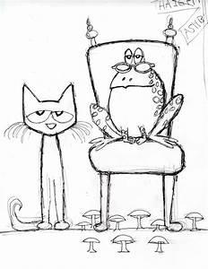 Pete The Cat And His Magic Sunglasses James Dean