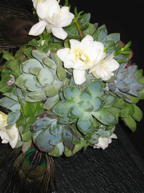 Mccool Flowers A Unique Bridal Bouquet