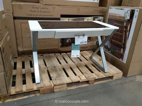 bayside furnishings white wood desk bayside furnishings writing desk