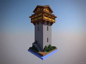 Medieval - Tower   MineCraft   Pinterest   Minecraft och ...