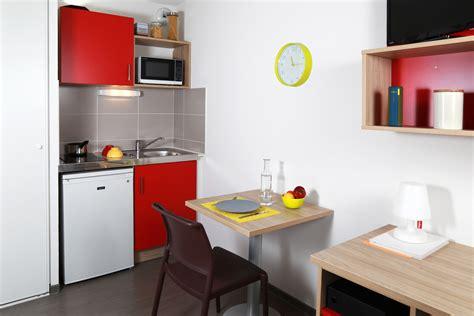 coin cuisine studio location étudiant studio meublé aix en provence