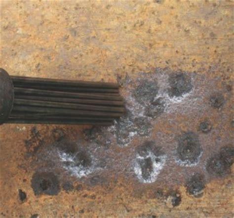 Steel Boat Rust Repair by Painting On Rusted Steel