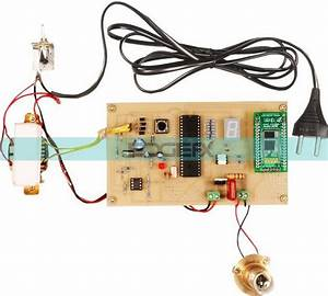 Top Microcontroller Based Mini Projects For 3rd And 4th