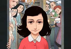Anne Frank's Diary gets graphic treatment - Diaspora ...