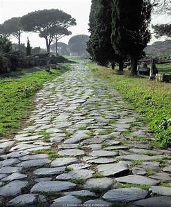 The Roman Empire Made Great Advancements In Transportation Through The Use Of Roads  These Roads