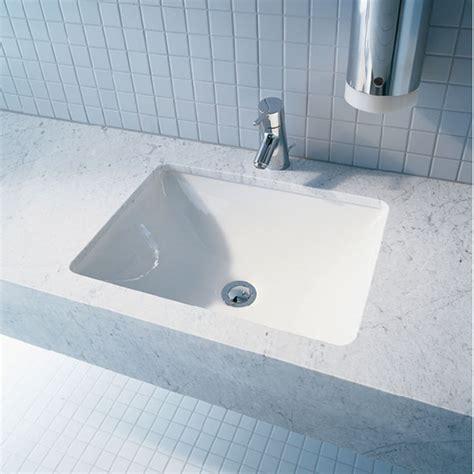 undermount bathroom sink eands kitchen bathroom laundry duravit starck 3