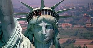 The Statue Of Liberty Through The Years