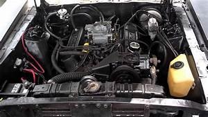 1968 Mercury Cougar 302 J Engine