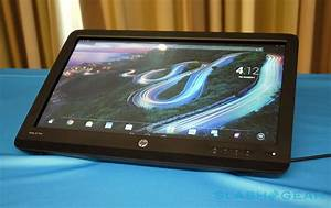 Hp Slate21 Pro Android All-in-one Hands-on
