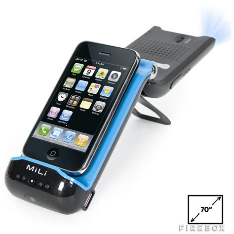 iphone projector mili iphone projector firebox shop for the