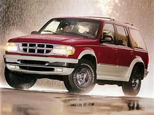 1995 Ford Explorer Specs  Pictures  Trims  Colors