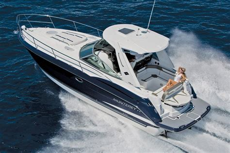 Monterey Boats Price by New Monterey Boats For Sale Oh Boat Dealer Port Clinton