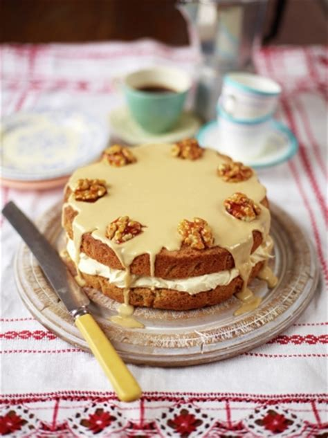 The best coffee and walnut cake | Uncategorised recipes