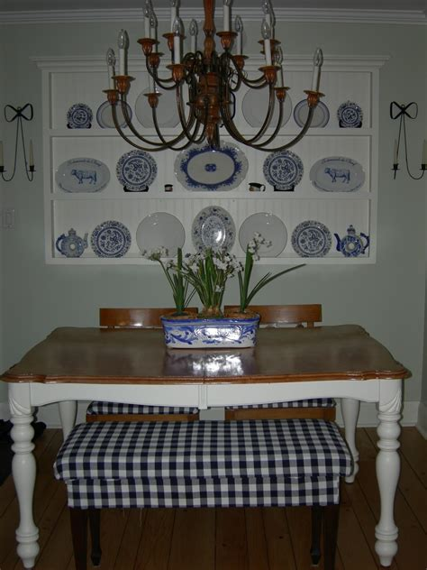 pineapple lane french county inspired wall plate rack