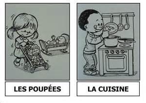 cuisine en maternelle coin cuisine maternelle affichage ustensiles de cuisine