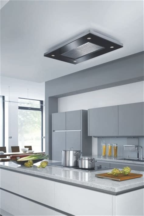 Designer Kitchen Extractor Hoods & Extractor Fans by