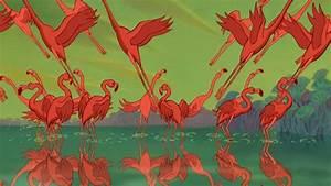 flamingo from lion king flamingo Pinterest