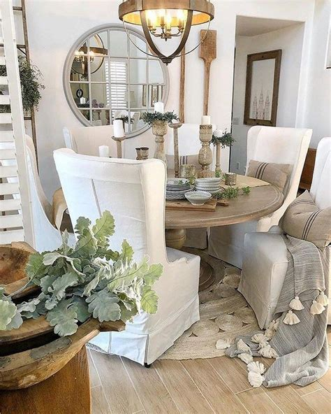 This little chef greets me every. 79 beautiful farmhouse coffee table design for living room ...