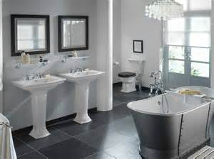 Duravit Sinks And Vanities by 23 Traditional Black And White Bathrooms To Inspire Digsdigs