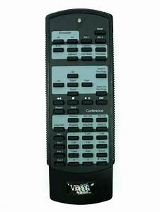 Vbrick Systems Series 6000 Black Remote Control  Vbricksystems