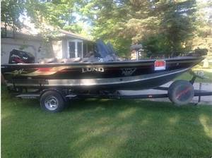 Lund Pro V 1800 Boats for sale