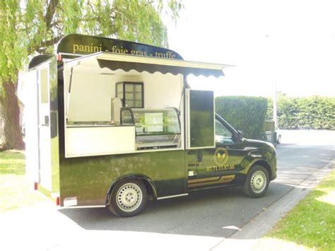 cuisine mobile occasion food truck hedimag fabricant de commerce mobile