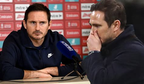 'Disappointed' Frank Lampard breaks silence after brutal ...
