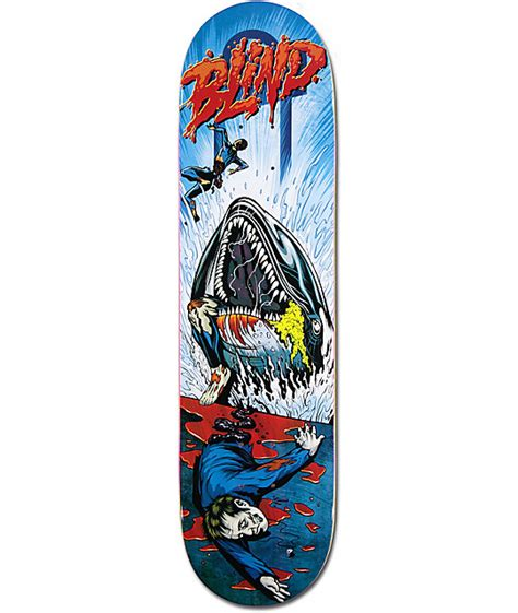 "Blind Willys Revenge 80"" Skateboard Deck"