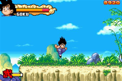 Dragon Ball: Advanced Adventure Download Game | GameFabrique