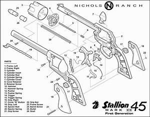 Nichols Stallion 45 Mk