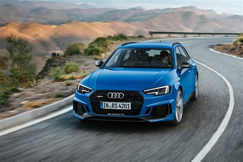 New (e)state Of Mind Audi Pulls Covers Off New Rs4 Avant
