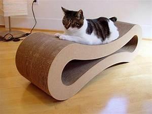 Meuble A Faire Soi Meme Recup : meuble en carton 60 id es que vous pouvez r aliser vous ~ Zukunftsfamilie.com Idées de Décoration