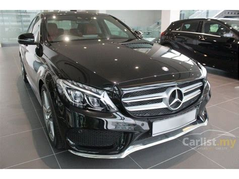 Mercedes-benz C250 2017 Amg 2.0 In Selangor Automatic