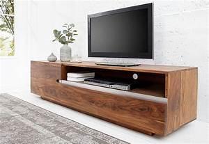Meuble Tv Design Bois : meuble tv en bois design id es de d coration int rieure french decor ~ Melissatoandfro.com Idées de Décoration