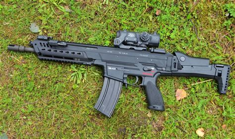 hk   practical test  firearm blog