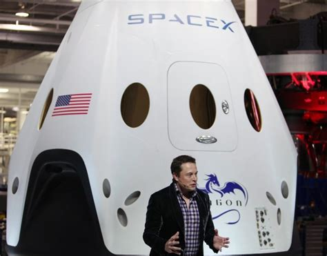 spacex  key nasa contracts  elon musk shows softer