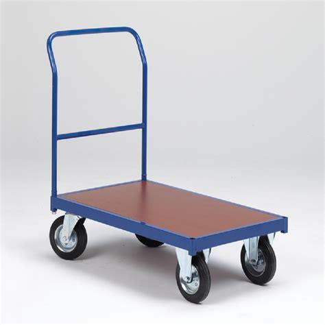 Buy Single Ended, Platform Trolley at Hyprosteps Ltd