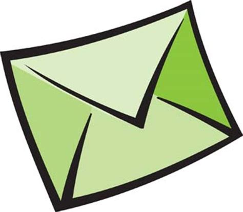 11478 mail letter clipart envelope vector 5 an images hub