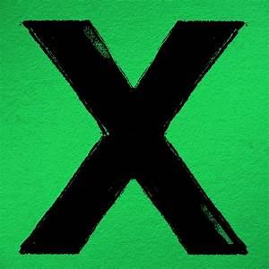 ED SHEERAN X DELUXE EDITION CD ALBUM with 5 BONUS TRACKS ...