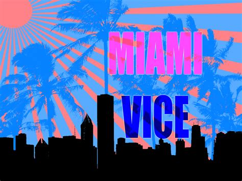 Miami Vice Wallpaper By Montanaboy99 On Deviantart