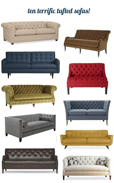 names  sofas types  living room furniture thesofa