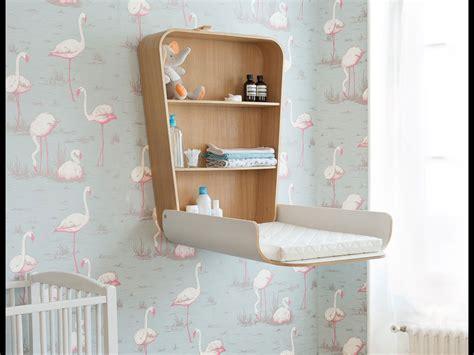 table  langer mobilier deco chambre bebe