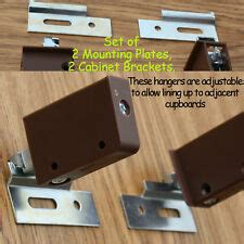 Wall Cupboard Brackets by Kitchen Wall Brackets Ebay