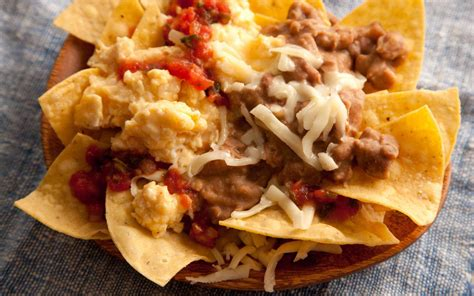 breakfast nachos recipe chowhound