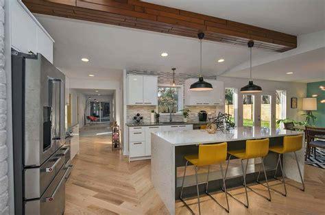 mid century modern home   stunning transformation