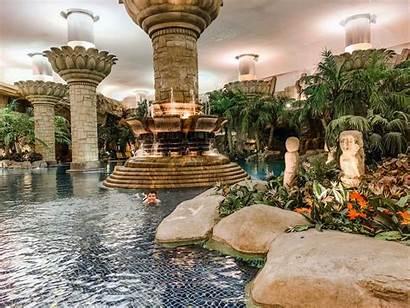 Indoor Pools Hotel Tropical Paradise Beijing Hyatt