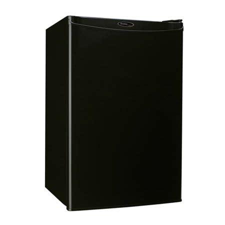danby designer mini fridge danby designer 4 4 cu ft compact all refrigerator black